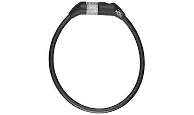BURG WÄCHTER Fahrradschloss »235 80 L black«, Zahlen - Seilschloss kaufen