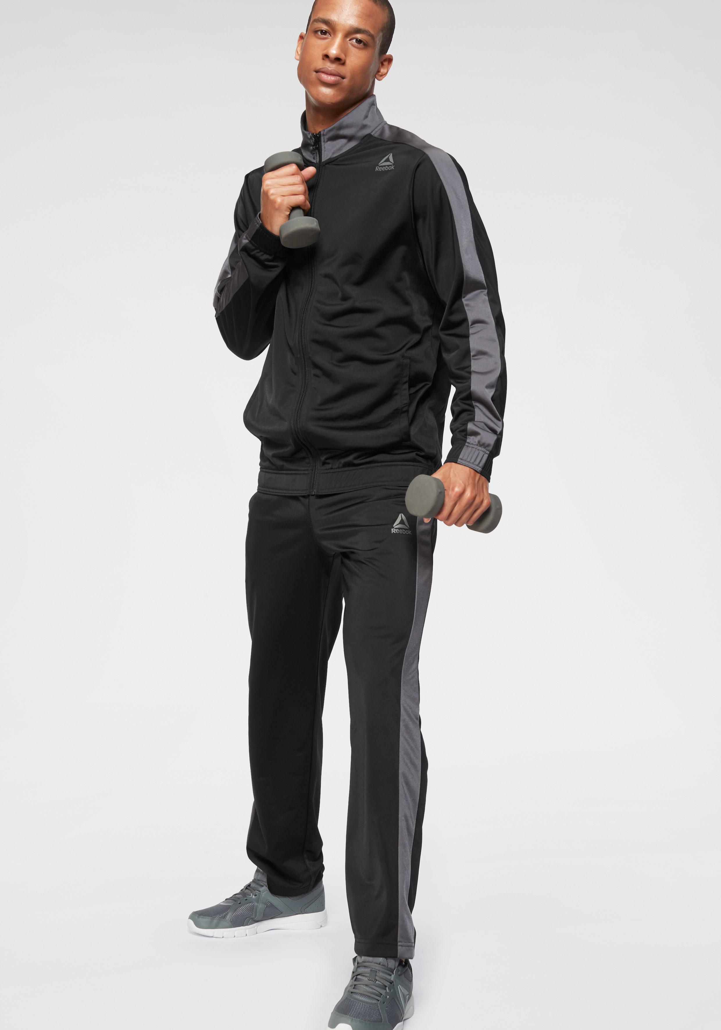 Reebok Trainingsanzug TE TRICOT TRACKSUIT (Set 2 tlg)   Sportbekleidung > Sportanzüge > Trainingsanzüge   Reebok