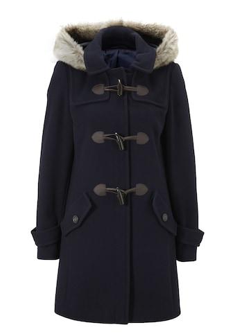Dufflecoat mit Wolle kaufen