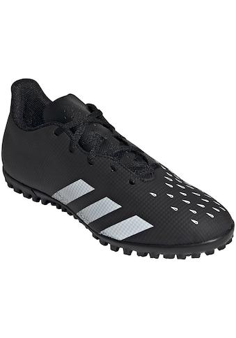 """adidas Performance Fußballschuh »PREDATOR FREAK 4 TF """"Black Pack""""« kaufen"""