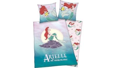 Kinderbettwäsche »Arielle«, Walt Disney kaufen