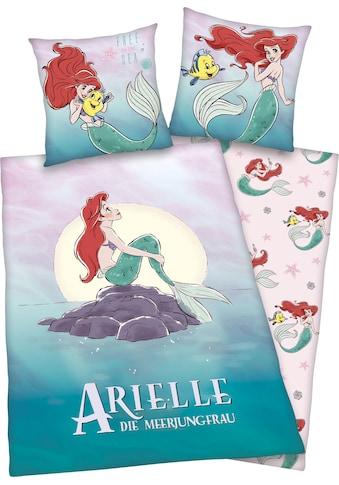 Walt Disney Kinderbettwäsche »Arielle«, mit tollem Wendemotiv kaufen