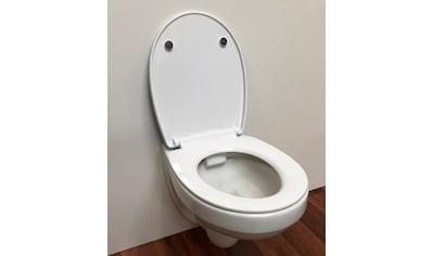 ADOB WC - Sitz »Flamingo«, Absenkautomatik, abnehmbar kaufen