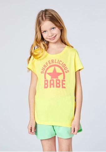 Chiemsee Print - Shirt »CHIEMSEE T - Shirt für Mädchen« kaufen