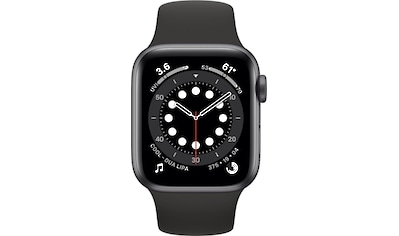 Apple Series 6 GPS + Cellular, Aluminiumgehäuse mit Sportarmband 40mm Watch kaufen
