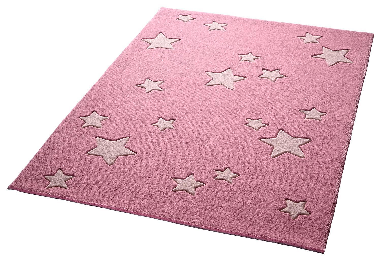 Kinderteppich Sternenzelt Bellybutton rechteckig Höhe 10 mm handgetuftet
