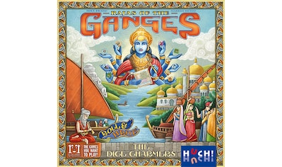 Huch! Spiel »Rajas of the Ganges - Dice Charmers« kaufen