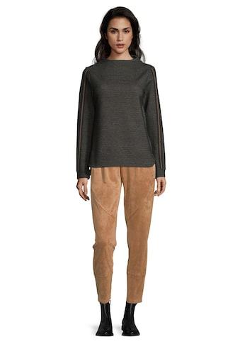 Betty&Co Sweatshirt »mit Stehkragen« kaufen