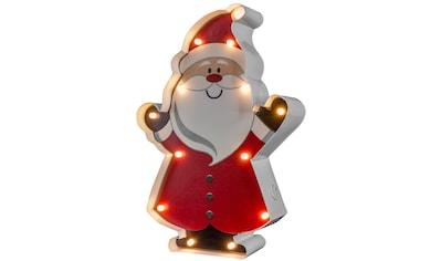 MARQUEE LIGHTS,LED Dekolicht»Santa Claus«, kaufen