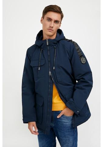 Finn Flare Outdoorjacke, mit funktionalen Taschen kaufen