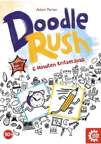 Game Factory Spiel »Doodle Rush« kaufen
