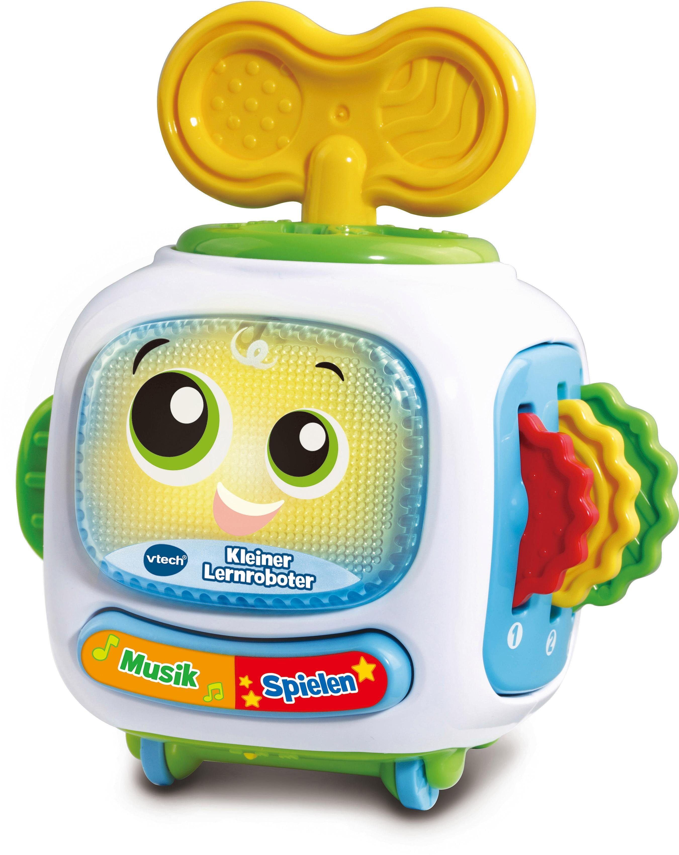 Vtech Lernspielzeug Kleiner Lernroboter bunt Kinder Lernspiele