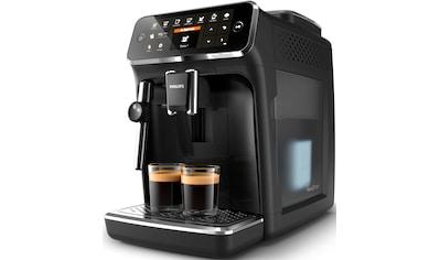 Philips Kaffeevollautomat »4300 Series EP4321/50«, mattschwarz kaufen