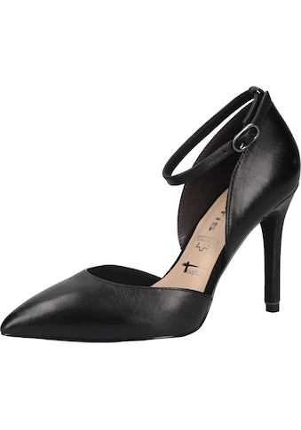 Tamaris High-Heel-Pumps »Glattleder« kaufen