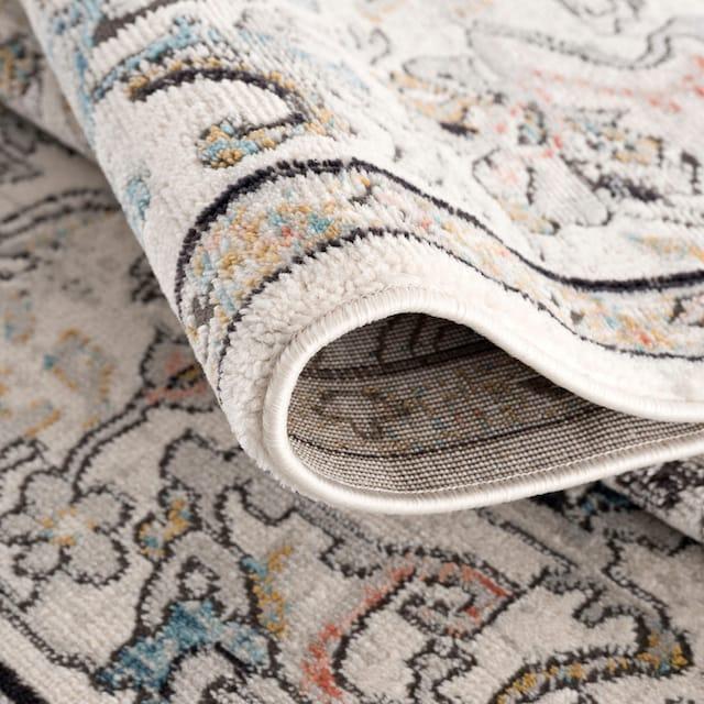 Teppich, »Novel 8606«, Carpet City, rechteckig, Höhe 11 mm, maschinell gewebt