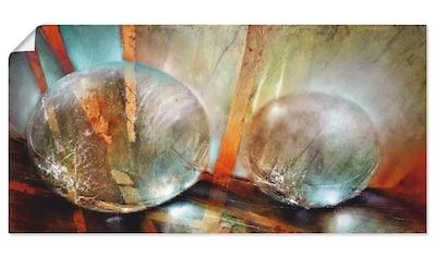 Artland Wandbild »Lichtfänger«, Gegenstandslos, (1 St.), in vielen Größen &... kaufen