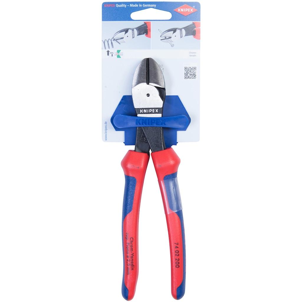 Knipex Kraftseitenschneider, 200 mm