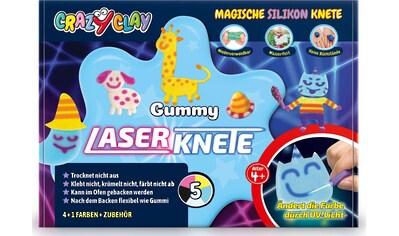 INTELLIGENTE knete Intelligente Knete »Gummy Laserknete-Set« kaufen
