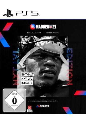 Electronic Arts Spiel »Madden NFL 21 Next Level Edition«, PlayStation 5 kaufen