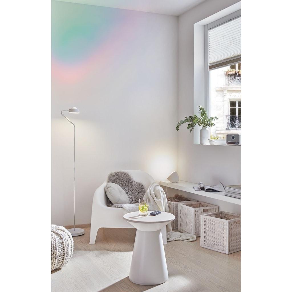 Paulmann LED Tischleuchte »LED Cornus 7,6W Weiß«, 1 St., Warmweiß