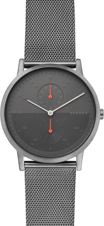 Skagen Multifunktionsuhr KRISTOFFER SKW6501 | Uhren > Multifunktionsuhren | Grau | Skagen