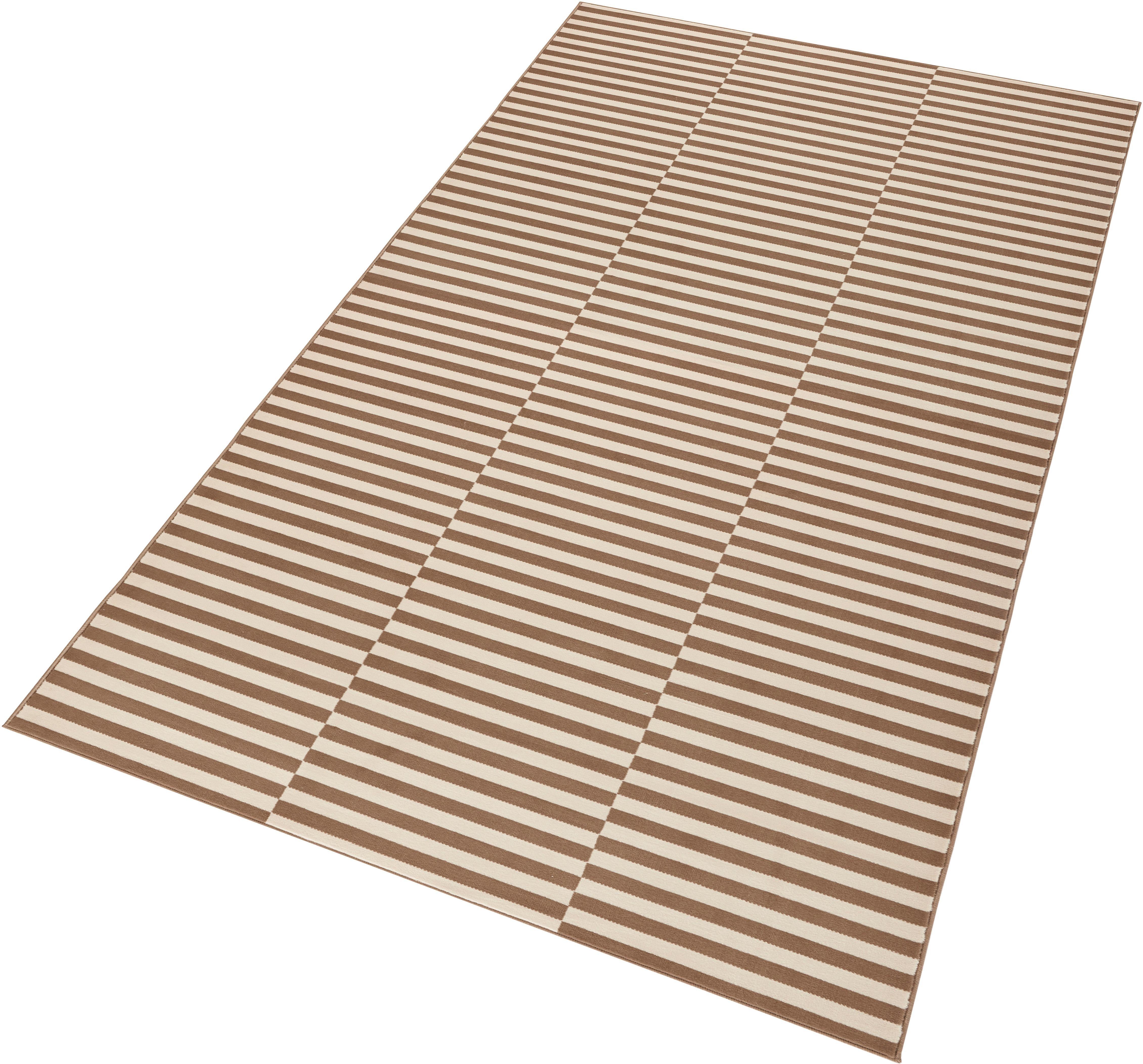Läufer Panel HANSE Home rechteckig Höhe 9 mm maschinell gewebt