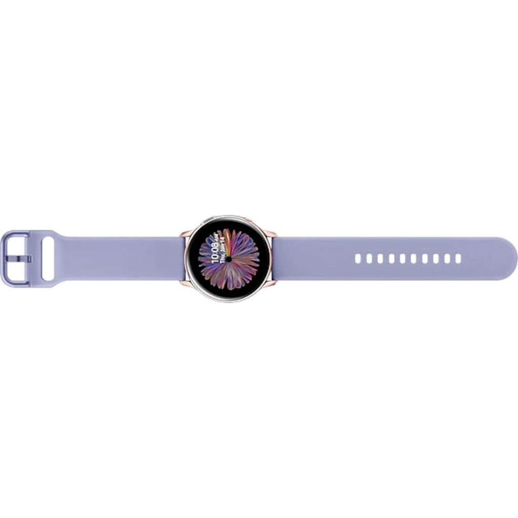 "Samsung Smartwatch »Galaxy Watch Active2 SM-R830« (3 cm/1,2 "", Tizen OS"
