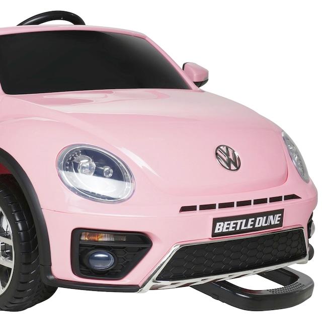 MIWEBA Elektro-Kinderauto »VW Beetle«, für Kinder ab 3 Jahre, 12 V