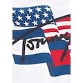 TOMMY JEANS Kapuzensweatshirt »TJM FLAG GRAPHIC HOODIE«