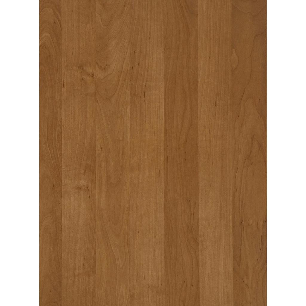 WIEMANN Schubkastenkommode »Bari«, hochwertige Glas- und Massivholzfront