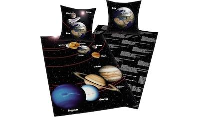 Wendebettwäsche »Sonnensystem«, Herding Young Collection kaufen
