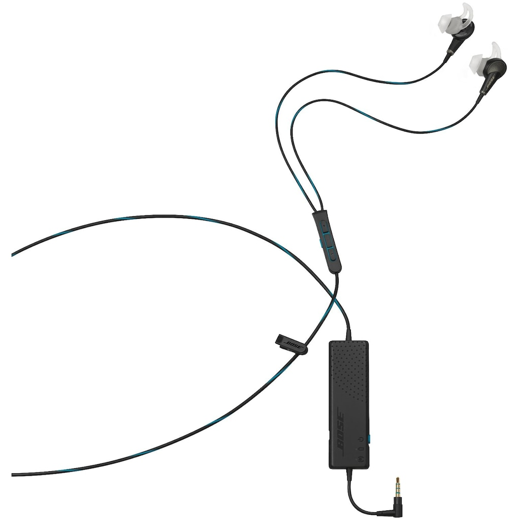 Bose In-Ear-Kopfhörer »QuietComfort«, Noise-Cancelling, QuietComfort 20 i Acoustic Noise Cancelling headphones