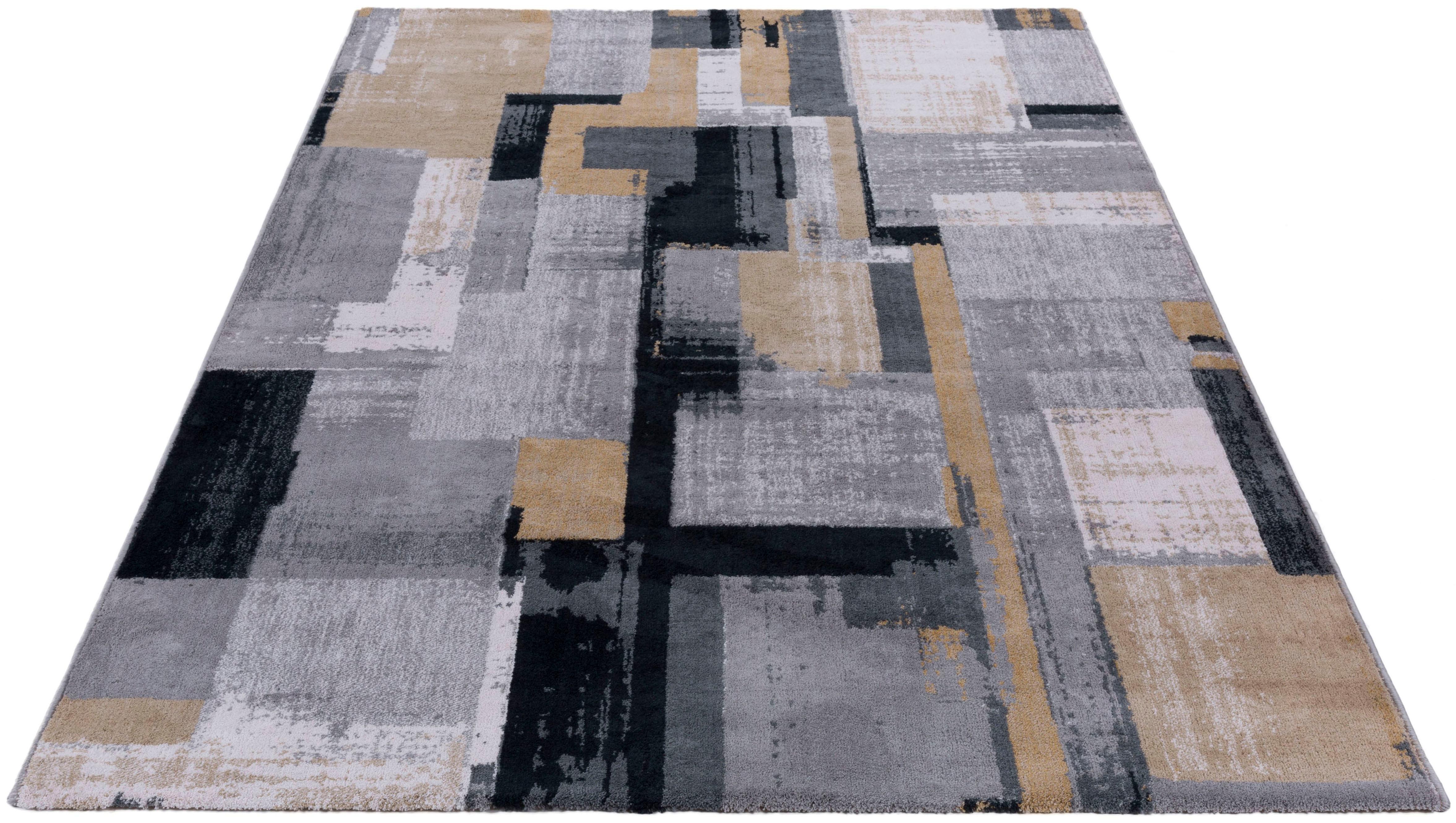 Teppich Anna Maria Modern Gino Falcone rechteckig Höhe 20 mm maschinell gewebt