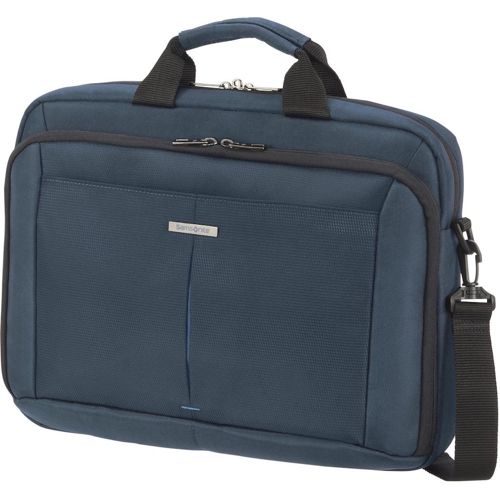 Samsonite Laptoptasche »Guardit 2.0, 15.6, blue«, mit 15,6 Zoll Laptopfach