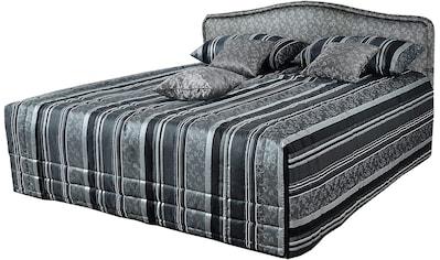 Westfalia Schlafkomfort Polsterbett, inkl. Bettkasten und Tagesdecke bei Ausführung... kaufen