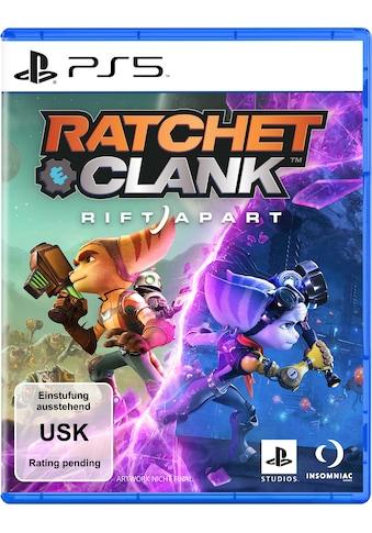 PlayStation 5 Spiel »Ratchet & Clank: Rift Apart«, PlayStation 5 kaufen