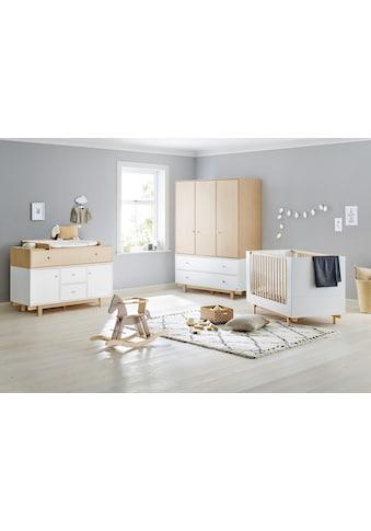 Pinolino® Babyzimmer - Komplettset »Boks« (Set, 3 - tlg) kaufen