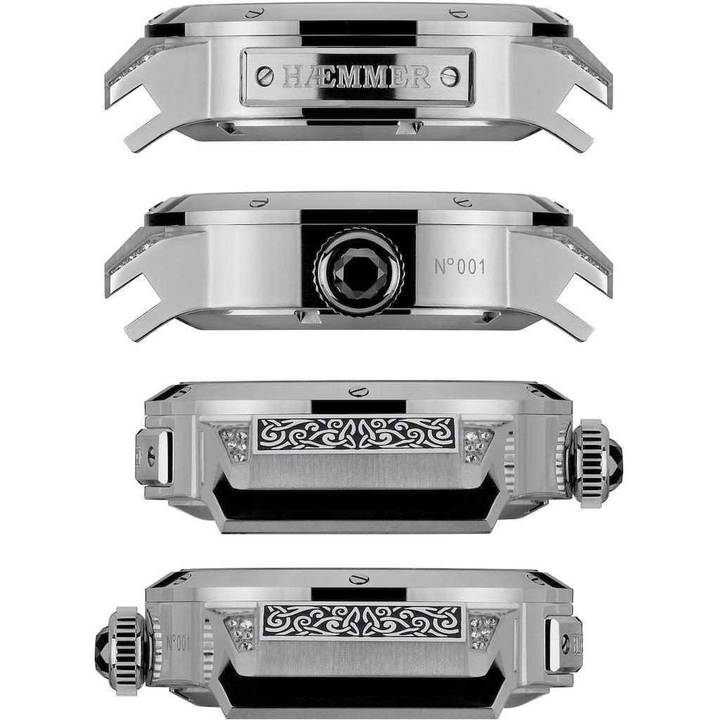 HAEMMER GERMANY Automatikuhr »MAGICAL, GL-100«