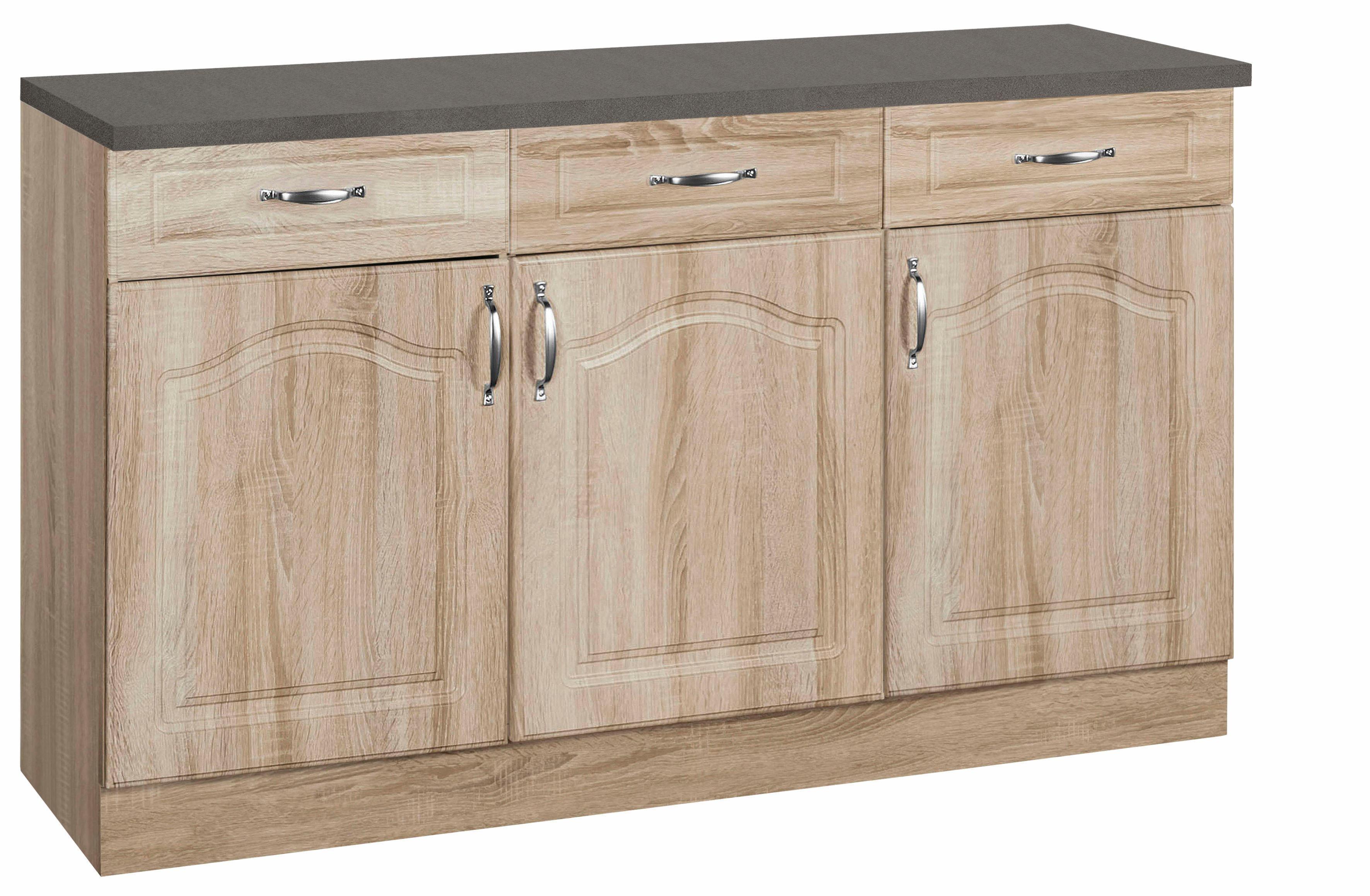 Wiho Küchen Unterschrank »Linz«, Breite 120 cm bestellen   BAUR