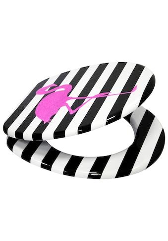 SANILO WC - Sitz »Flamingo«, mit Absenkautomatik kaufen