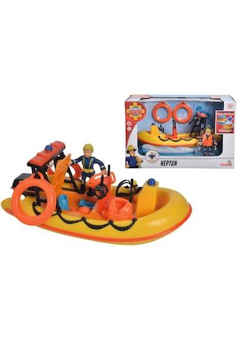 """SIMBA Spielzeug - Boot """"Feuerwehrmann Sam, Neptun mit Figur"""" kaufen"""