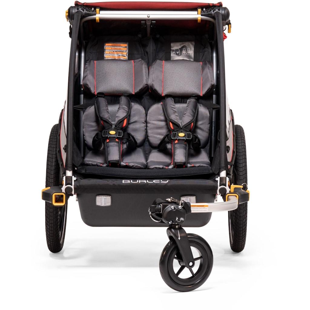 Burley Fahrradkinderanhänger »CUB X«