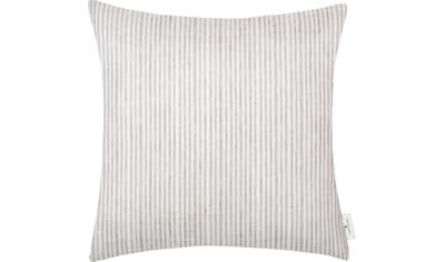 TOM TAILOR Kissenhülle »Fresh Stripe«, (1 St.), mit modernem Streifendessin kaufen