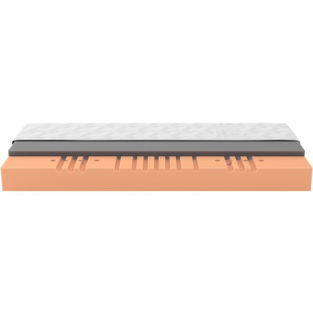 Schlaraffia Gelschaummatratze »GELTEX® Quantum Touch 220«, (1 St.), 90 Nächte Probeschlafen!*