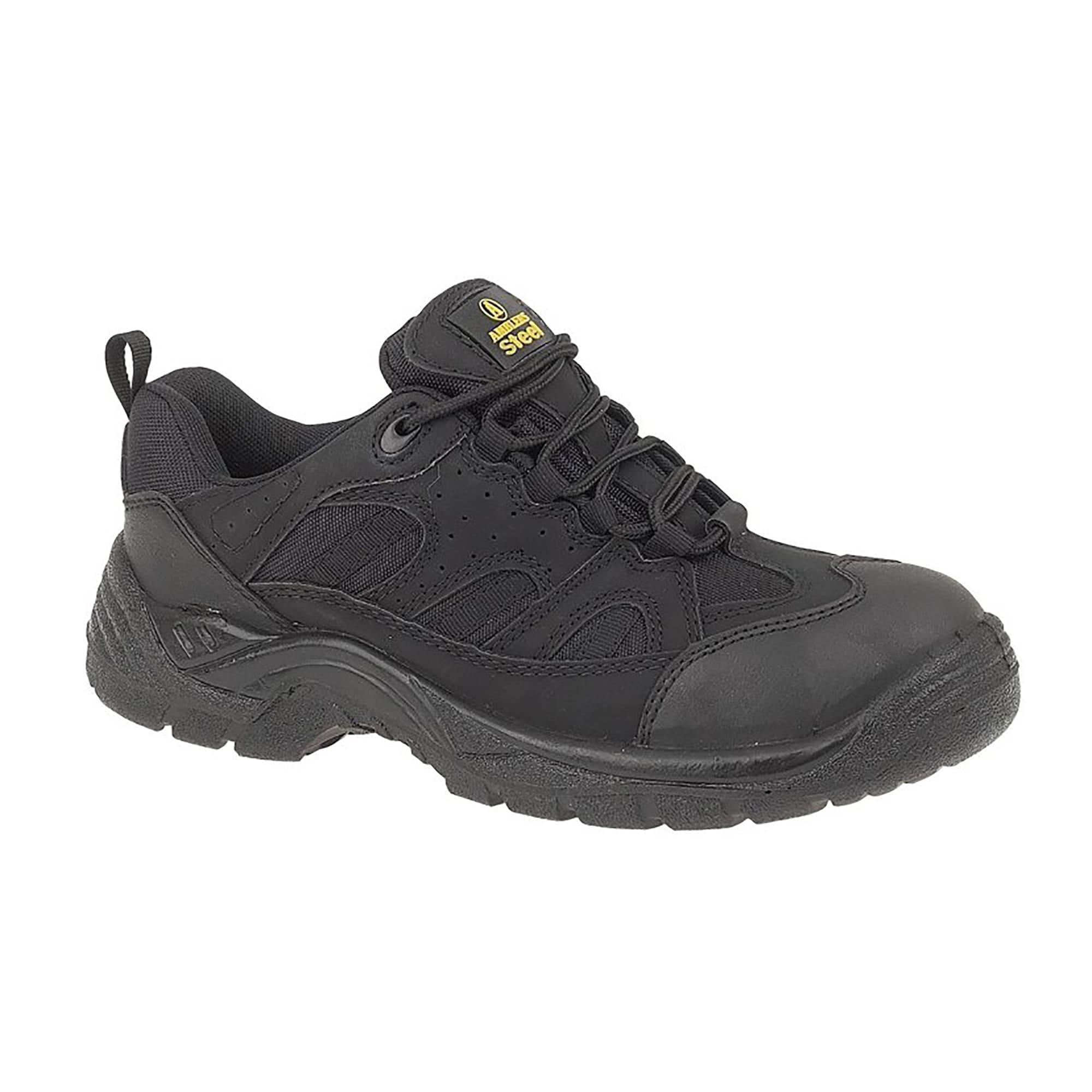 Amblers Safety Arbeitsschuh Unisex Steel FS214 Sicherheitsturnschuhe / Sicherheitsschuhe Herrenmode/Schuhe/Arbeitsschuhe