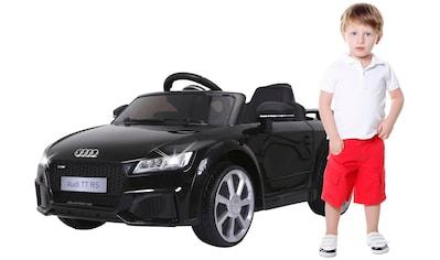 Jamara Elektro-Kinderauto »Ride-on Audi TT RS« kaufen