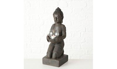 BOLTZE Dekoobjekt »Windlicht Buddha« kaufen