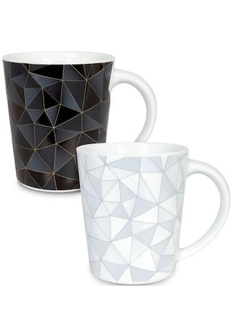 Könitz Becher »Shades of black & grey«, (Set, 2 tlg.), 2-teilig kaufen