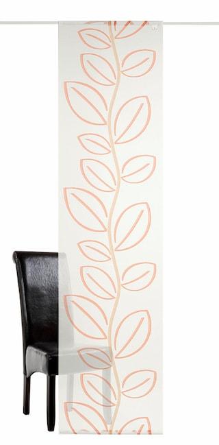 schiebegardine paula deko trends klettband 1 st ck. Black Bedroom Furniture Sets. Home Design Ideas