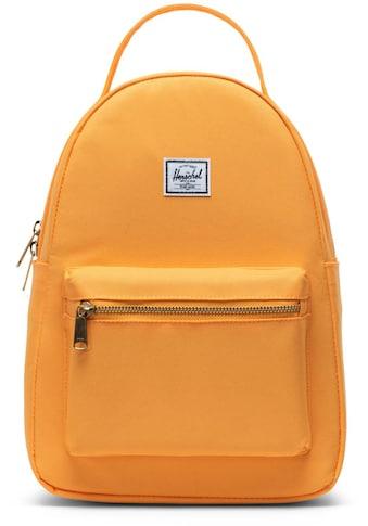 Herschel Freizeitrucksack »Nova Small, Blaz Orange« kaufen